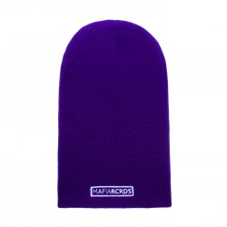 Beanie MAFIA RCRDS Colours Collection lila