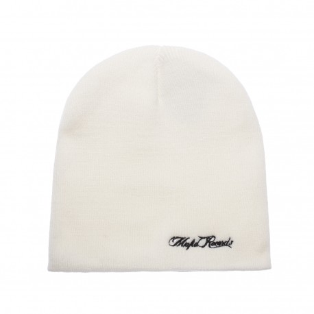 beanie MR off white