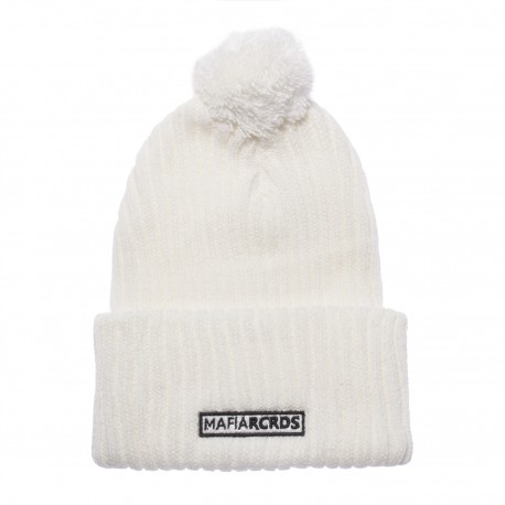 beanie RCRDS off white