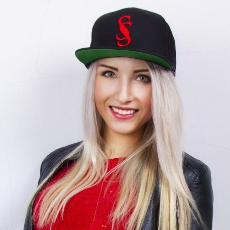 Snapback Sia Red