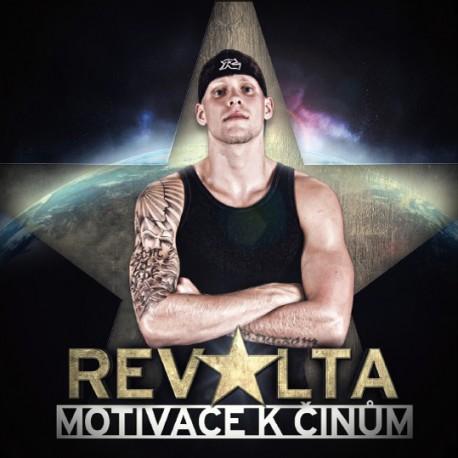 Album Motivace k činům - podepsané