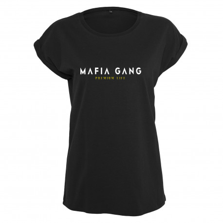 T-SHIRT MAFIA GANG GIRL